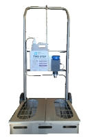 Two Step Entryway Sanitizing System Case Studies